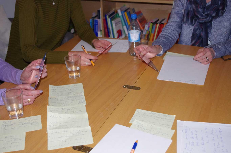 Dortmunder Ideentisch - Der Austausch